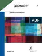 La gestión de la propiedad intelectual en los museos.pdf