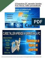 Curso Presencial Formatear PC aprender Instalar Windows 7 ó 10 en 3 horas.docx