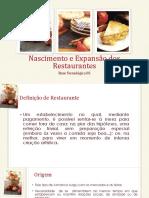 Nascimento e Expans+úo dos Rstaurantes Aula 02.pptx