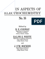 Conway B.E., Et Al., (Eds.) Modern Aspects of Electrochemistry v.16 (Plenum Press, s