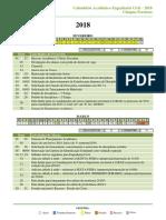 FOR - 2018-1 - Calendário Acadêmico - Câmpus Formosa - ENG CIVIL 3.pdf