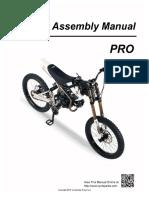 Motoped Pro Assembly