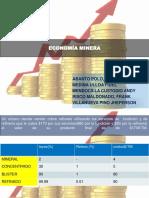 EJERCICIO-ECONOMIA MINERA