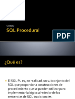 Apuntes U5 SQL Procedural PA