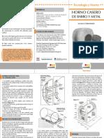 Folleto Horno Casero de Barro y Metal . INTA.pdf