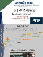 14. Juan Ayala. Flotacion Ppt-espanol _ Buenaventura _ Chacua