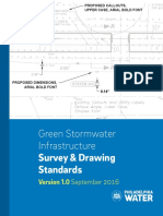 GSI Survey and Drawing Standards