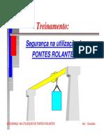 Manual Paleteira Elétrica
