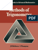 Methods of Trigonometry by J E Hebborn