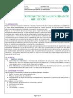 Evaluacion - Millocato Formulacion y Evaluacion de Proyectos