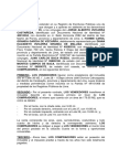 Compra Venta - Juan Carlos Baca Rueda