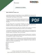22-07-2018 Mejora SEDESSON Vivienda Social