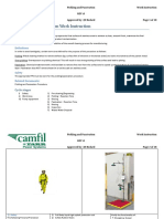 Pickling and Passivation Work Instruction