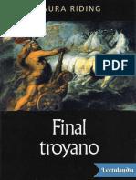 Final Troyano - Laura Riding