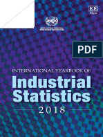 International Yearbook of Industrial Statistics 2018