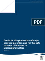Prevent Ship Sourced Pollution