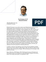 The Meaning Of It All - Feynman.pdf