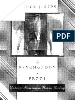 The Psychology of Proof Deductive Reasoning in Human Thinking - Lance J. Rips.pdf