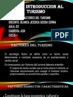 Semana 03 Factores Del Turismo