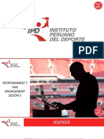 Sesion 5 - Sportainment y Fan Engagement