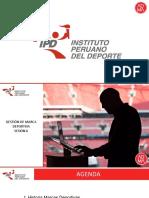 Sesion 6 -Gestión Marcas Deportivas