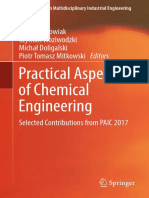 Practical Aspects of Chemical Engineering Selected Contributions From PAIC 2017