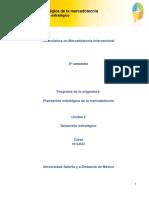Unidad 2. Desarrollo Estrategico_Contenido Nuclear