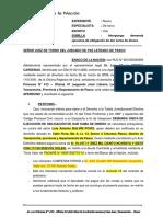 Demanda Pagare Banco de La Nacion