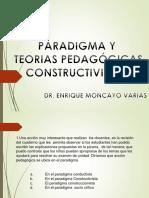 Paradigmas y Teorias Construc. Preguntas
