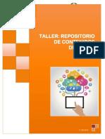 Taller_Respositorio de Contenidos Digitales