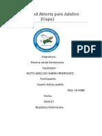 Tarea 2Historia de La Civilizacion-Dominicana