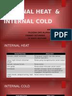 INTERNAL HEAT  & COLD SINDROM.pptx