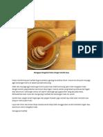 AHP [Artikel 14] - Mengapa Harus Dengan Sendok Kayu. (Madu Murni, Madu Asli, Madu AHP Az-Zahra Honey Premium) - Copy