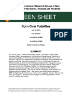 Carr Fire Fatalities - Preliminary Report