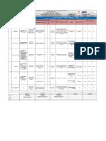 3.7 Formato de PI Montaje de Tuberia de CS