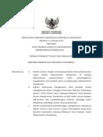 @ Permenkes 14 tahun 2017 ttg Tata Naskah Dinas di Lingkungan KEMENKES.pdf