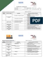 Planeacion Especifica_Geometría Analitica 2018