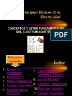 Conceptos fundamentales - Electromagnetismo