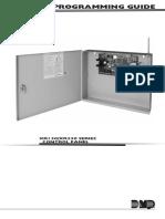 Manual de Programacion Dmp Xr150