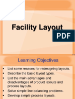 Lecture in OPEMANA 4.1 Facility Layout