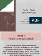 57301 Azas Azas Lingkungan Zd