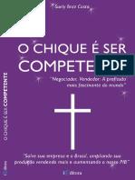 11020200 Livro O Chique Ser Competente