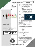 De Prof de Filosofia Jesús Curasma - Filosofia Renacimiento ---Para -- Academia Municipal Para Lunes 30 y Martes 01