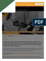 Albert Einstein Llamaba a Los Chinos Obtusos y Asquerosos en Sus Diarios Privados
