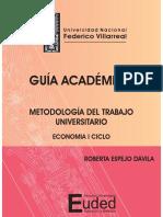 270751912 Metodologia Del Trabajo Universitario PDF