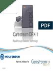 carestream drx-1