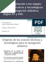 Unidad 2 de La Imaginación a Los Mapas - Andrés Felipe Salazar