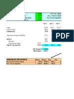 x - Ejercicio de clase - Evaluación de dos proyectos - Resuelto.xlsx