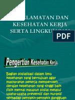 KESELAMATAN DAN KESEHATAN KERJA(K3).ppt