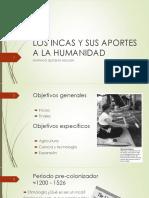 Unidad 2 Incas - Santiago Quiceno Holguín